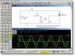 circuitlogix student versionElectronic Circuit Design And Simulation #15